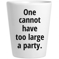 Party Shot Glass