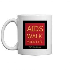 AIDS Awareness Walk Promo