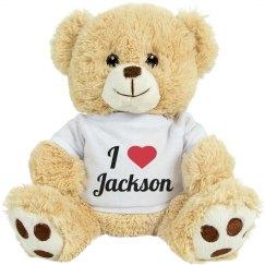 I love Jackson