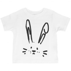 Easter Bunny Toddler Tee