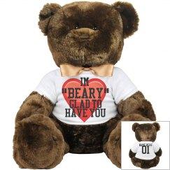Large Best Friend Bear