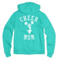 Cheer Mom Rhinestone