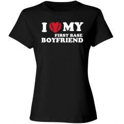 I love my first base boyfriend