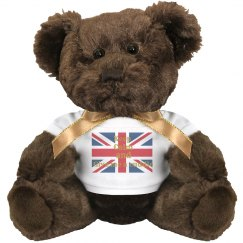 Give me a cuddle British