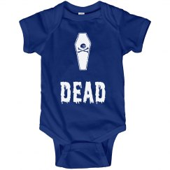 Haunted Halloween Dead Onesies