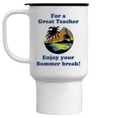 Summer Travel Mug 2