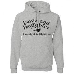 Ash gray sweatshirt