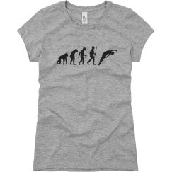 Evolution diving shirt