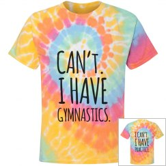gymnastic t shirt
