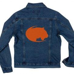 Tiger jean jacket