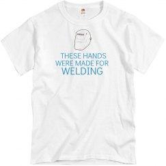 World's hottest welder