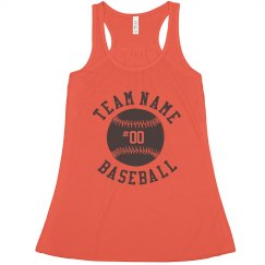 Custom Rhinestone Baseball Mom