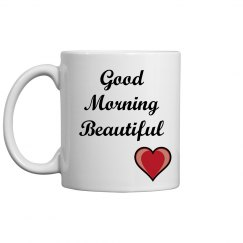 Gm beautiful mug