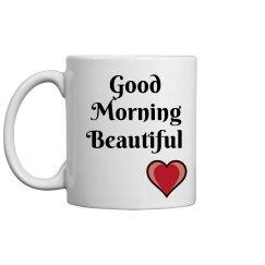 Gm beautiful mug