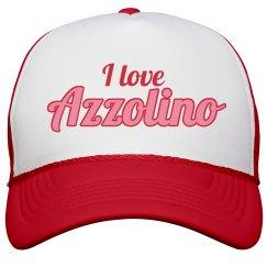 I love Azzolino