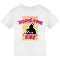 Infant Shirt Barrel Brat