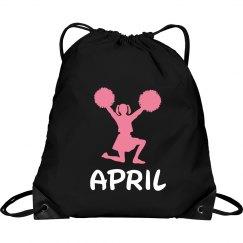 Cheerleader (April)