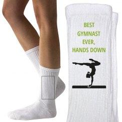 Best gymnast, hands down