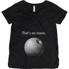 That's No Moon....