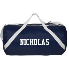 Nicholas sports roll bag