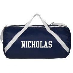 Nicholas sports roll bag