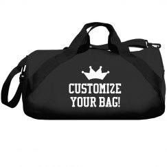 Custom Gym Bag