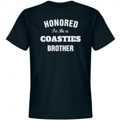 Honored to be coastie brother