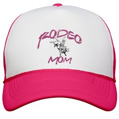 Rodeo mom hat