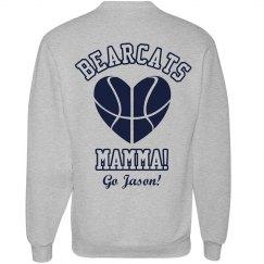 Bearcats Basketball Mom