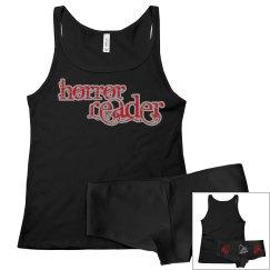 Horror Reader Cami