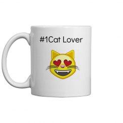 #1 Cat Lover
