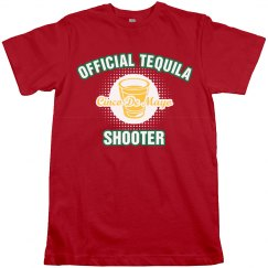 Official Tequila Shooter