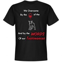 We Overcome Shirt!