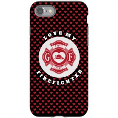 Love My Firefighter Case