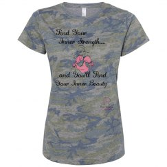 Inner Strength Camo T-shirt