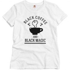 Black Coffee Black Magic Ghost
