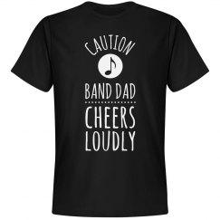 Caution band dad