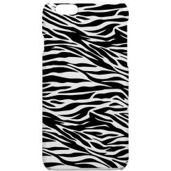 zebra print case