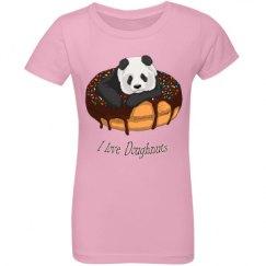 I love doughnuts
