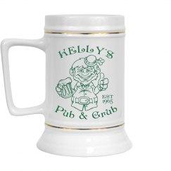 Kelly's Pub Stein