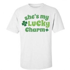 Couples Lucky Charm Irish