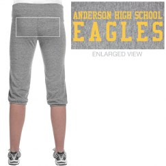 Eagle School Sports Girl
