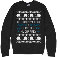 Football Ugly Sweater L. Bell