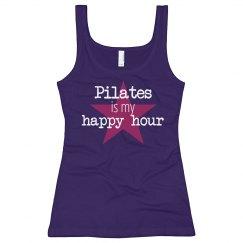 Pilates is my happy hour