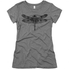 Dragonfly Detail Tee