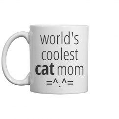World's Humblest Cat Mom Gift