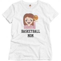 Basketball mom emoji
