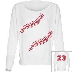 Softball Fashion Top