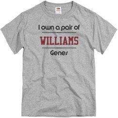 Williams family genes