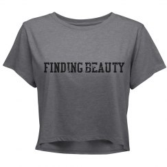 Finding Beauty Team TShirt